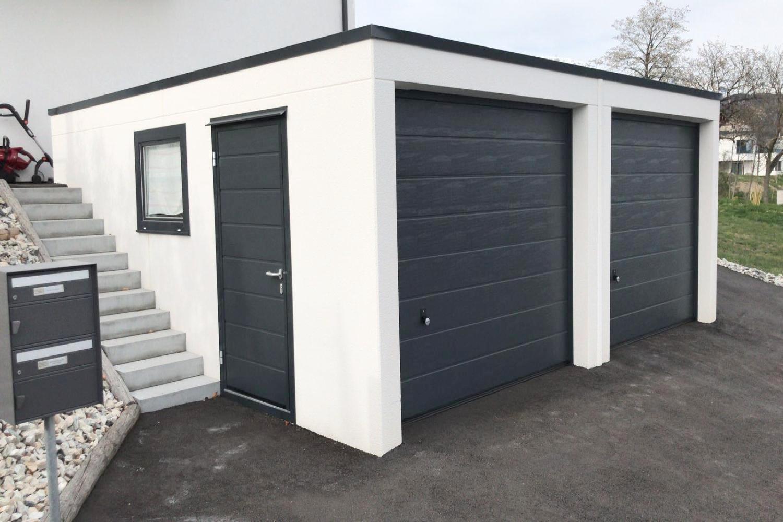 Garage Prefabrique En Beton